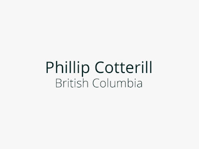 Phillip Cotterill