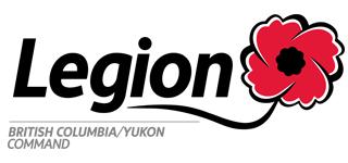 La Légion royale canadienne – Direction provinciale de la Colombie-Britannique/du Yukon