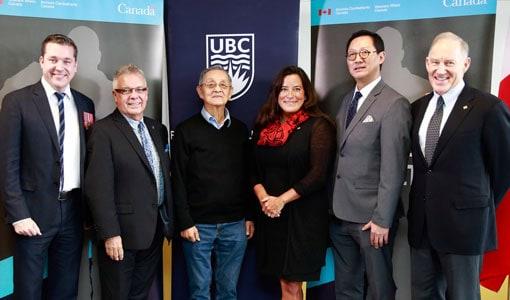Veterans Affairs at UBC