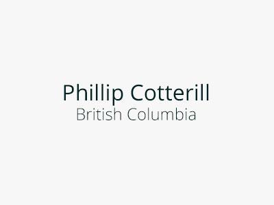 Phillip Cotterill